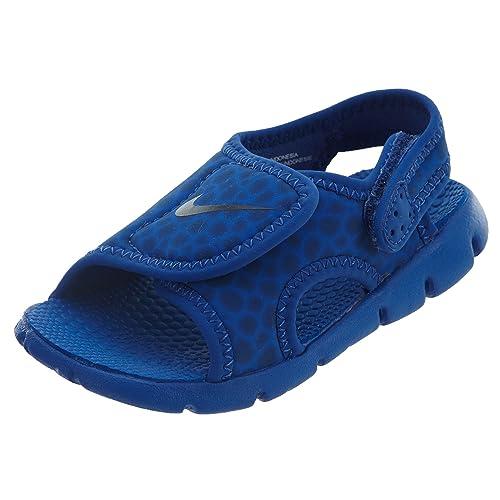 ahorre hasta 80% amplia selección zapatos de temperamento NIKE Kindersandale Sunray Adjust 4, Sandalia con Pulsera Unisex Niños