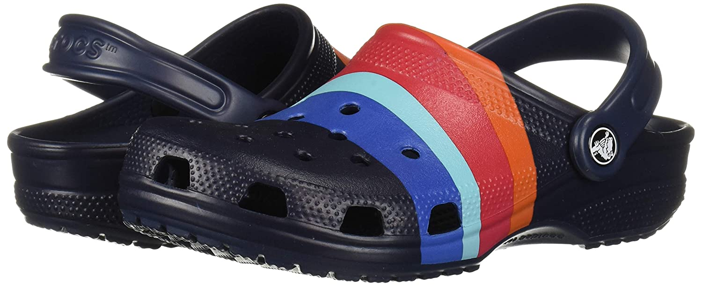 Crocs Classic Seasonal Graphic Clog U Zoccoli Unisex Adulto