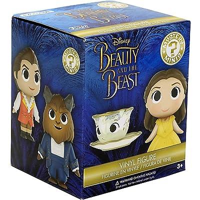 Funko Mystery Mini: Beauty & The Beast Live Action One Mystery Toy Figure: Funko Mystery Minis:: Toys & Games