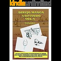 DIBUJO MANGA COPIANDO 9
