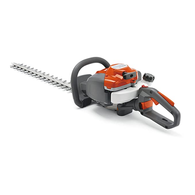 best gas hedge trimmer : For Household Use: Husqvarna 122HD60 21.77cc Gas 23.7-in Dual Action Hedge Trimmer 9665324-02
