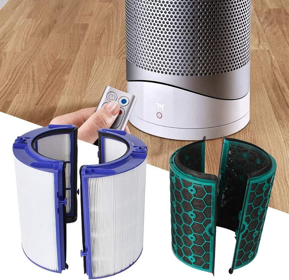 Hyuduo Reemplazo del Filtro purificador de Aire para Dyson TP04 TP05 HP04 HP05 DP04 Filtro de Limpieza: Amazon.es: Hogar