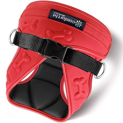 Arnés para Perros métrico de EE.UU/Ajuste cómodo, sin Tirar, fácil ...