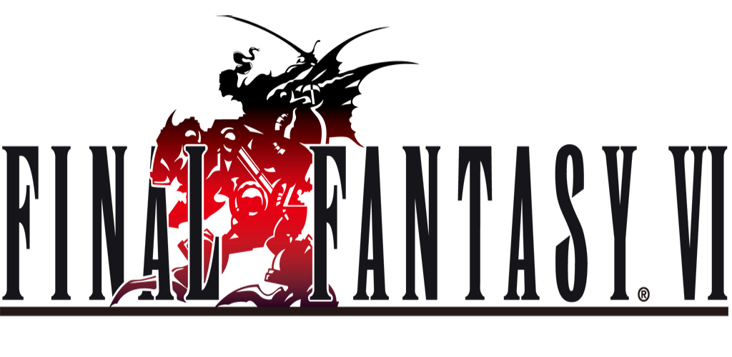 Logo for Final Fantasy VI