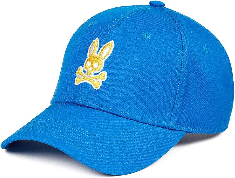 Psycho Bunny Men's Sports Baseball Cap