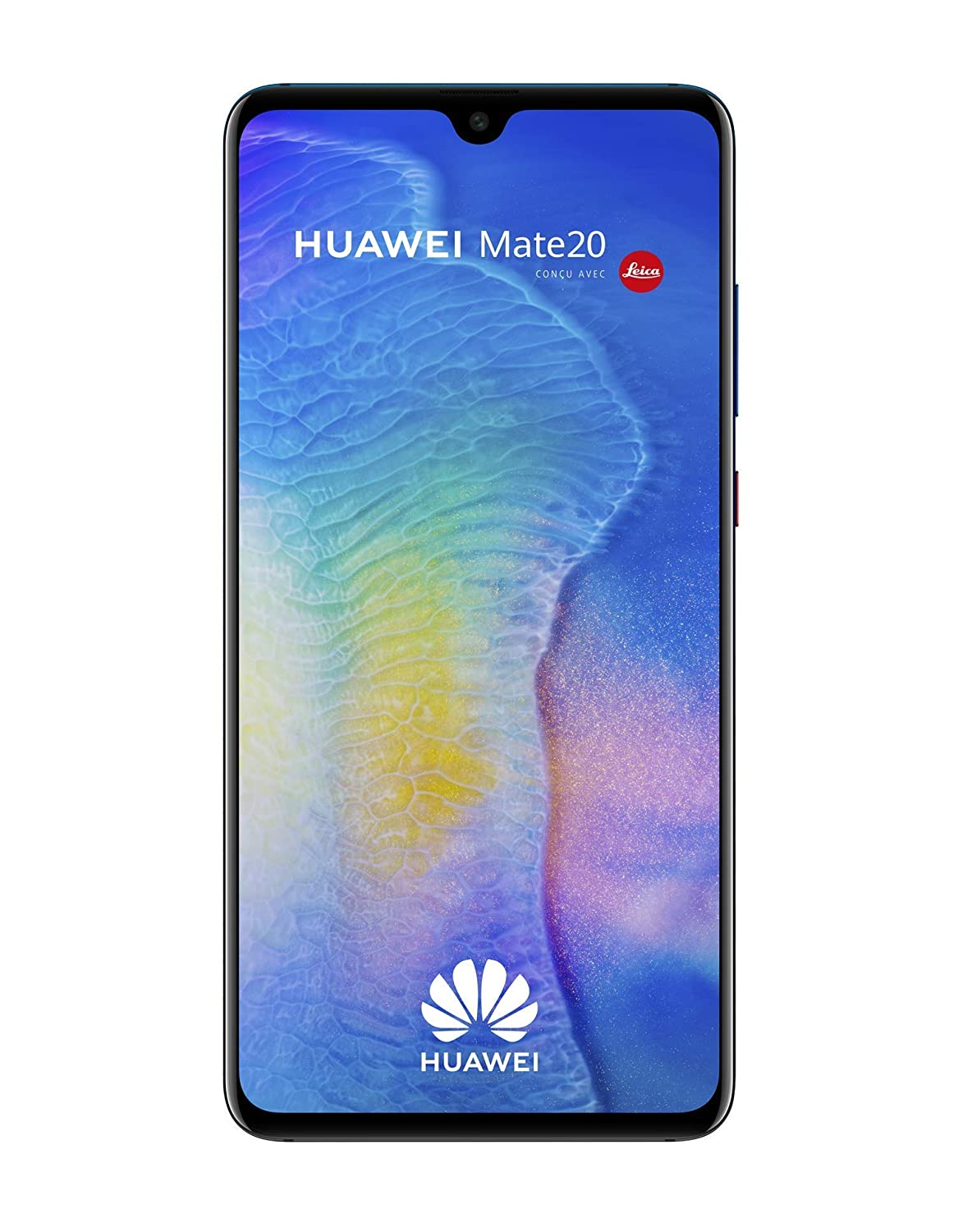 Huawei Mate20 128 GB/4 GB Dual SIM Smartphone - Twilight (international)