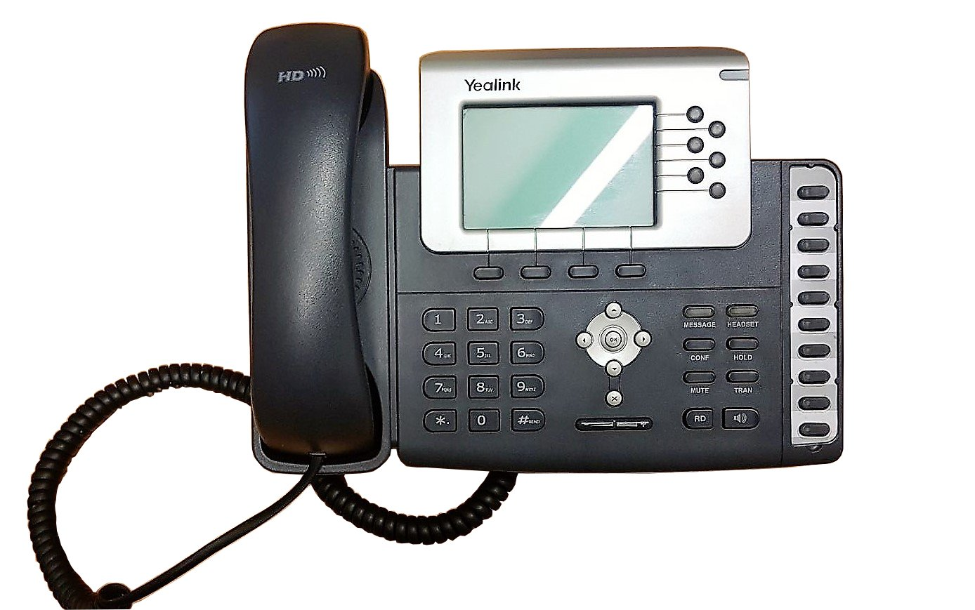 Yealink T28P ( Storm iPath 120 ) IP Phone / 6 lines Wired
