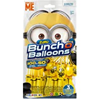 X-Shot -Bunch O Balloons Pack Los Minions, Pack