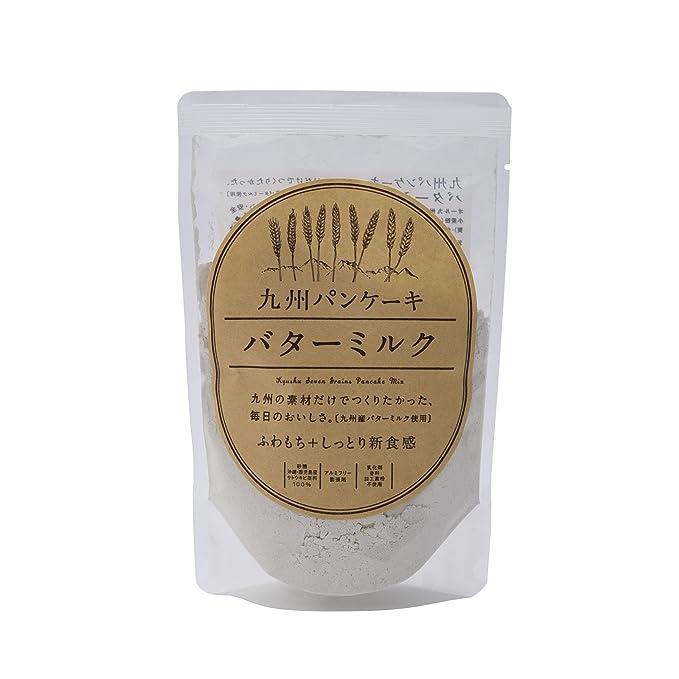Kyushu mezcla para panqueques panqueques suero de leche de un (unos siete minutos)