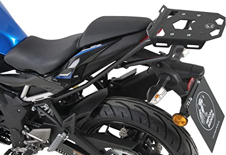 Hepco Becker Minirack Schwarz Für Kawasaki Z125 2018 Auto