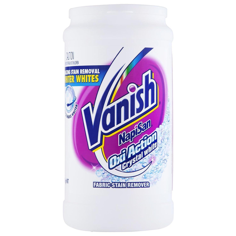Vanish Napisan Oxi Action クリスタルホワイトパウダー1kg。 B00S34JZLU