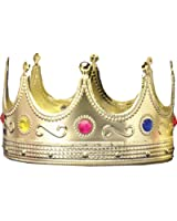 Forum Novelties Regal King Crown One-Size