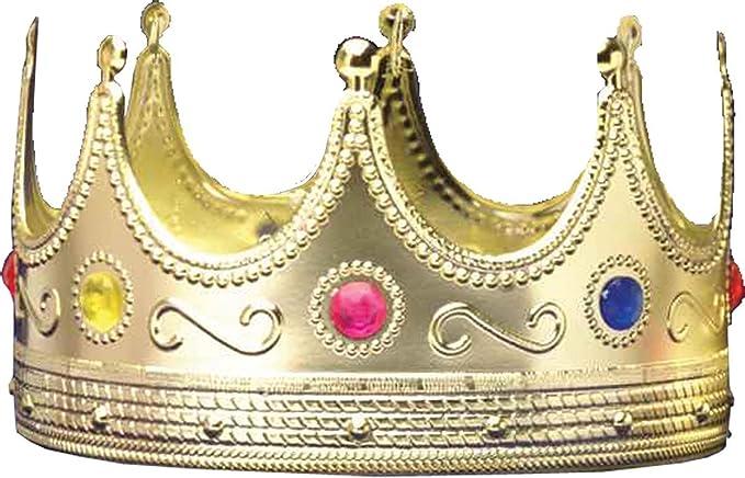 Amazon.com  Forum Novelties Men s Novelty King Crown  Toys   Games 741e47c6dad4