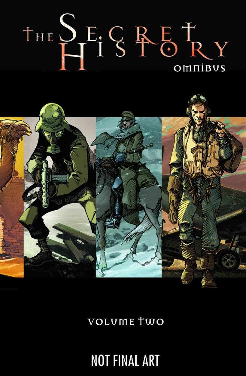 The Secret History Omnibus Volume 2 PDF