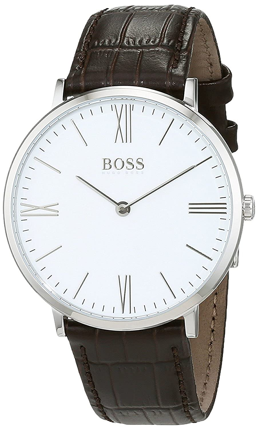 Amazon.com: Boss JACKSON 1513373 Mens Wristwatch Very elegant: Hugo Boss: Watches