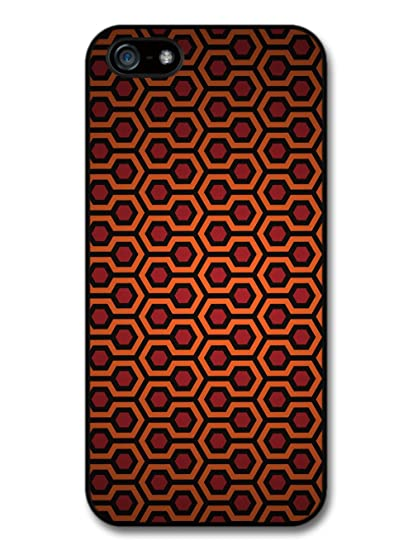 The Shining Kubrick Redrum Wallpaper Retro Case For IPhone 5 5S A114
