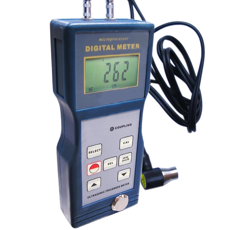 Landtek Instruments Digital Ultrasonic Thickness Gauge Meter 1.5 to 200mm Gain Express Holdings Ltd. TM-8811