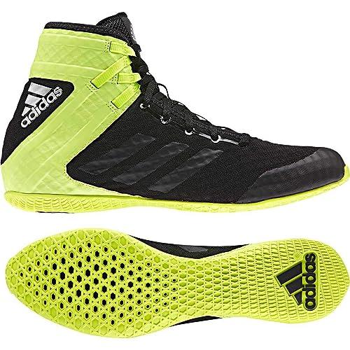 free shipping f798d 7dcce adidas Speedex 16.1, Zapatos de Boxeo para Hombre, Negro  (CblackNgtmetSilvmt), 50 EU Amazon.es Zapatos y complementos