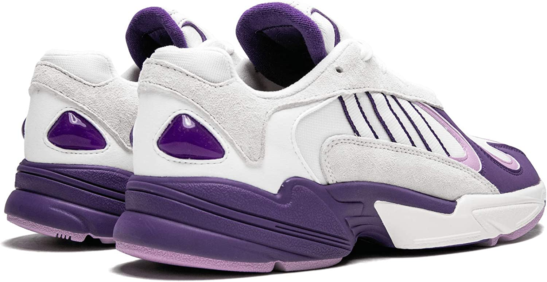 alabanza Vagabundo Destruir  Amazon.com | adidas Yung-1 Dragon Ball Z Frieza D97048 White/Purple |  Fashion Sneakers