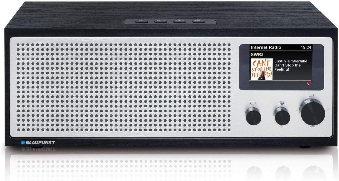 Blaupunkt Napoli Ird 400 Dab Internetradio Mit Wifi Elektronik