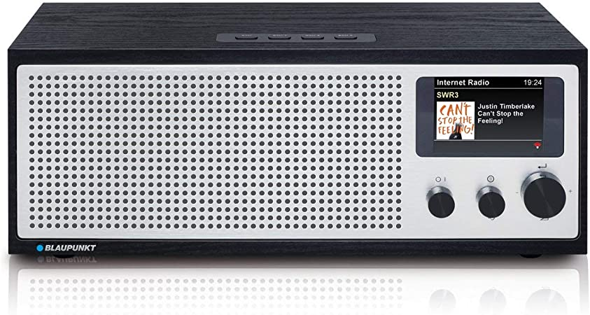 Blaupunkt Napoli Ird 400 Dab Internet Radio With Wifi Elektronik