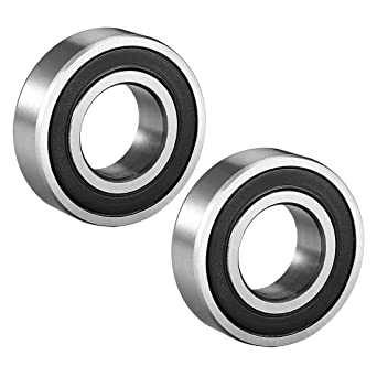 uxcell 17 x 35 x 10 6003-2RS Replacement Sealed Ball Bearing