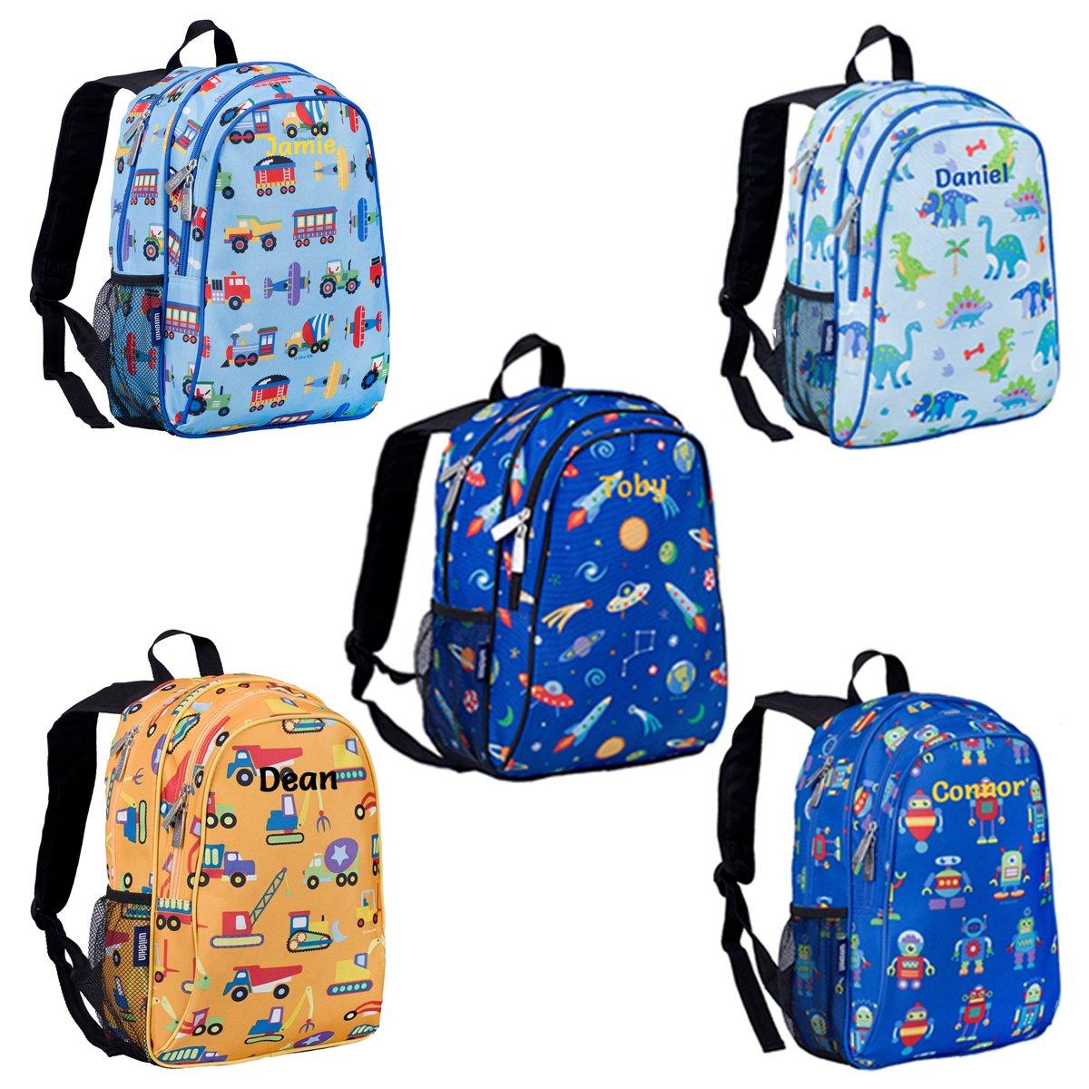 Personalised Kids School Backpacks  a5e06e334e582