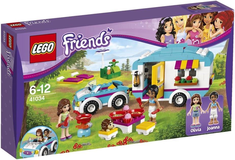 Lego Friends - Heartlake City, la Caravana de Verano (41034): Amazon.es: Juguetes y juegos