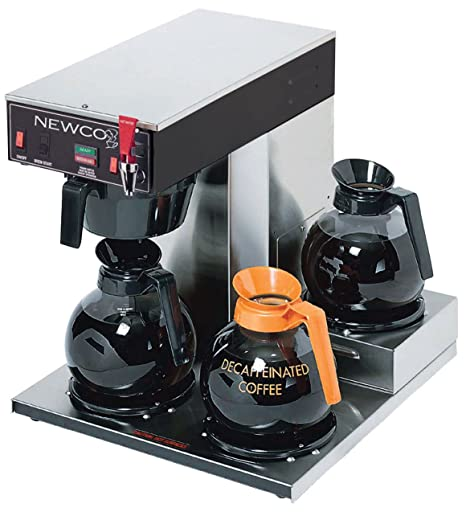 Amazon.com: newco ace-lp Brewer de café automática: Kitchen ...
