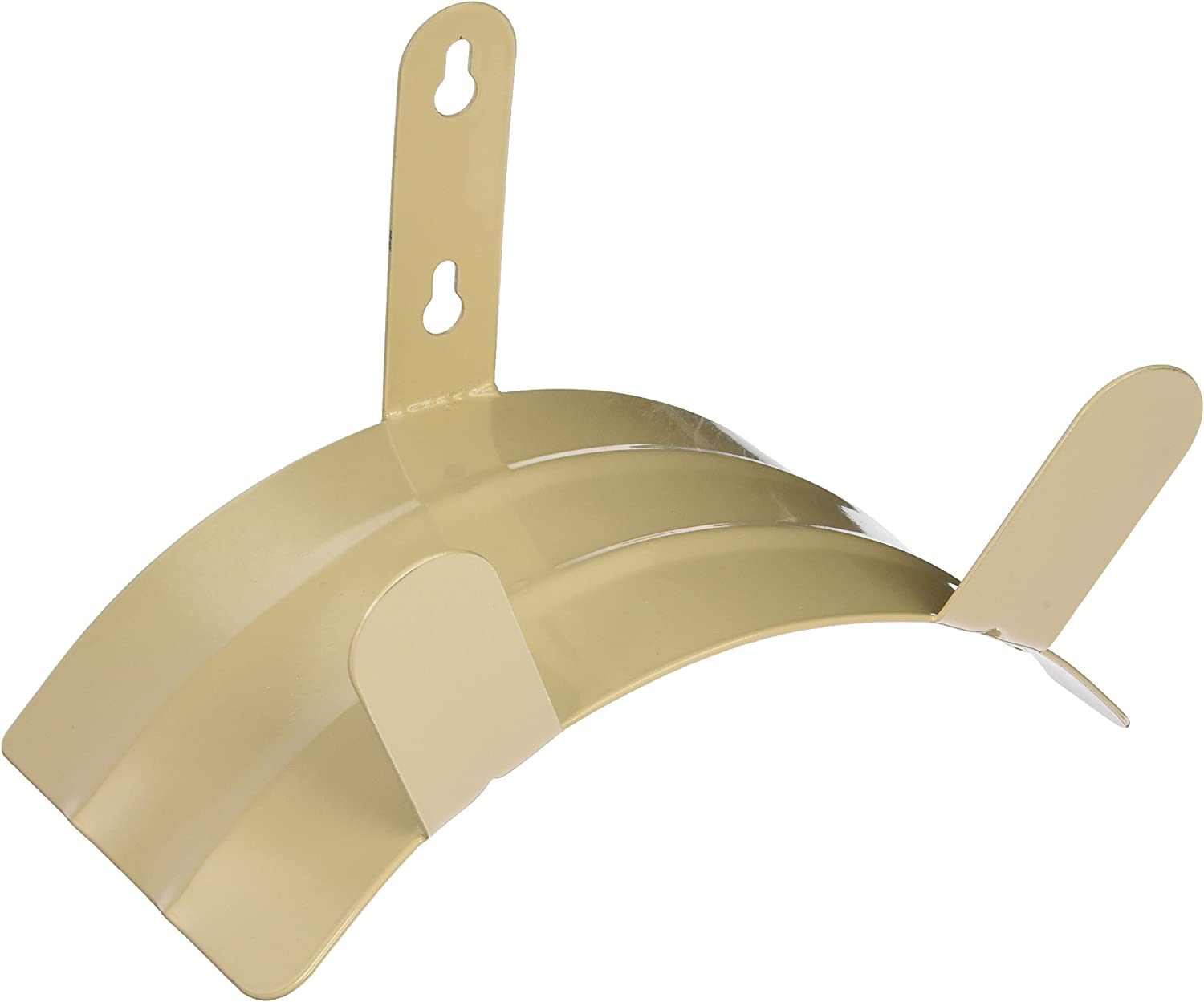 Liberty Garden Products 125-Feet of 5/8-Inch Tan Liberty 691-2 Basic Wall Mount Garden Hose Butler-Holds 125-F