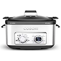 Corosi Programmable Slow Cooker