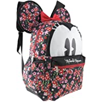 2018 Licensed Disney Minnie Mouse 16 3-D Style School Backpack