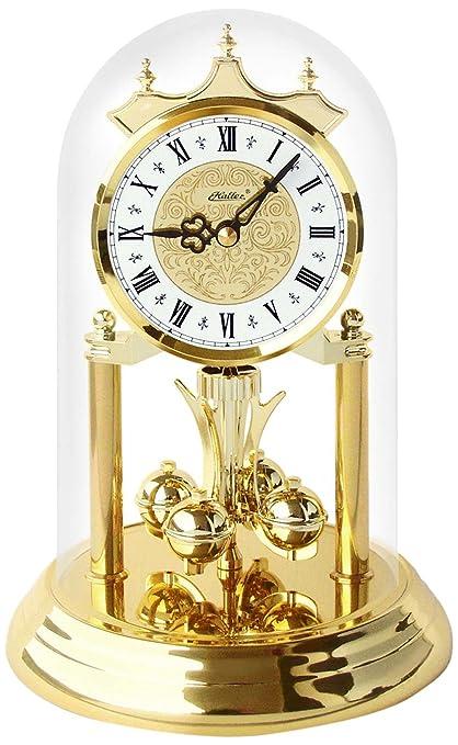 3 opinioni per Haller 821-080- Orologio a pendolo da tavolo, in stile classico