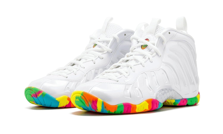 d6fa493d14899 Nike Little Posite One (GS) - 6Y Fruity Pebbles - 644791 100  Amazon.ca   Shoes   Handbags