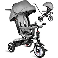 besrey 7 en 1 Triciclos Bebes reclinable