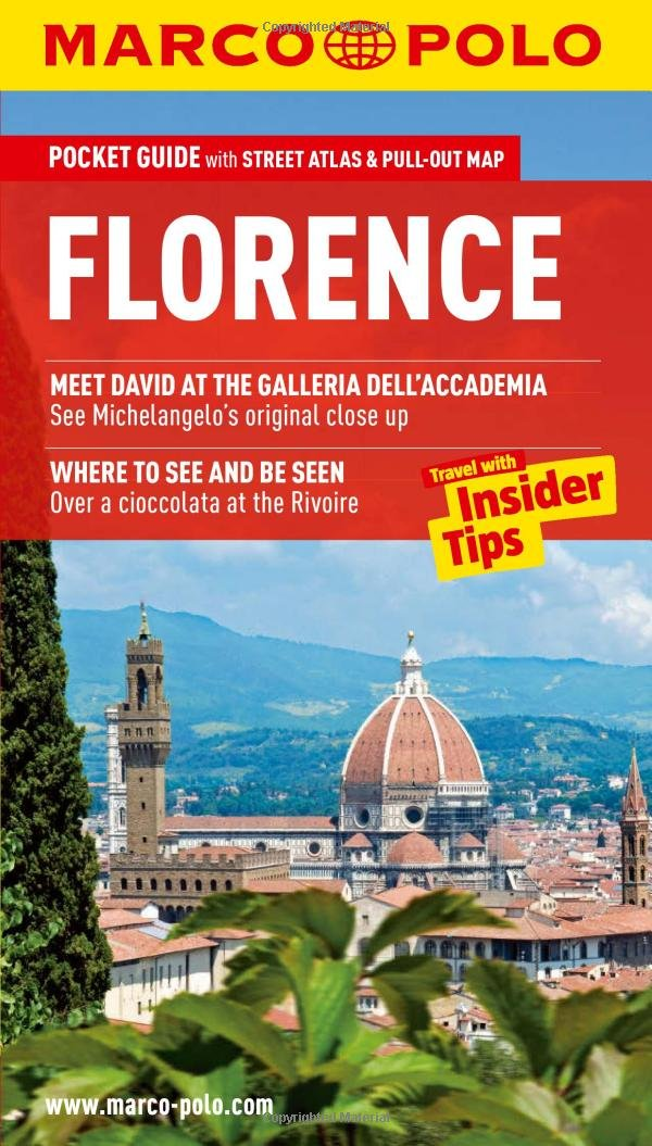 Marco Polo Florence (Marco Polo Florence (Travel Guide))