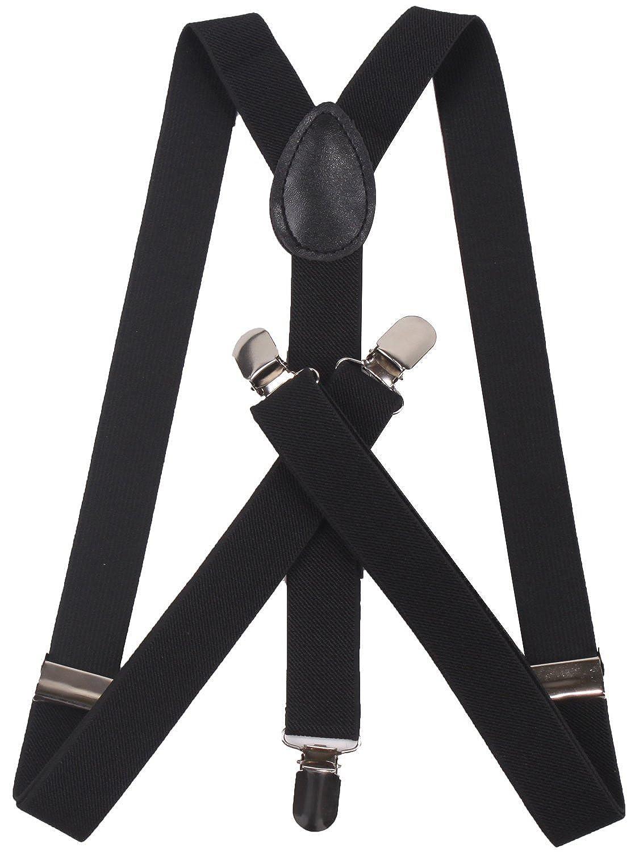 ORSKY Mens Adjustable Suspenders Y Back Elastic ORSKYNB70041