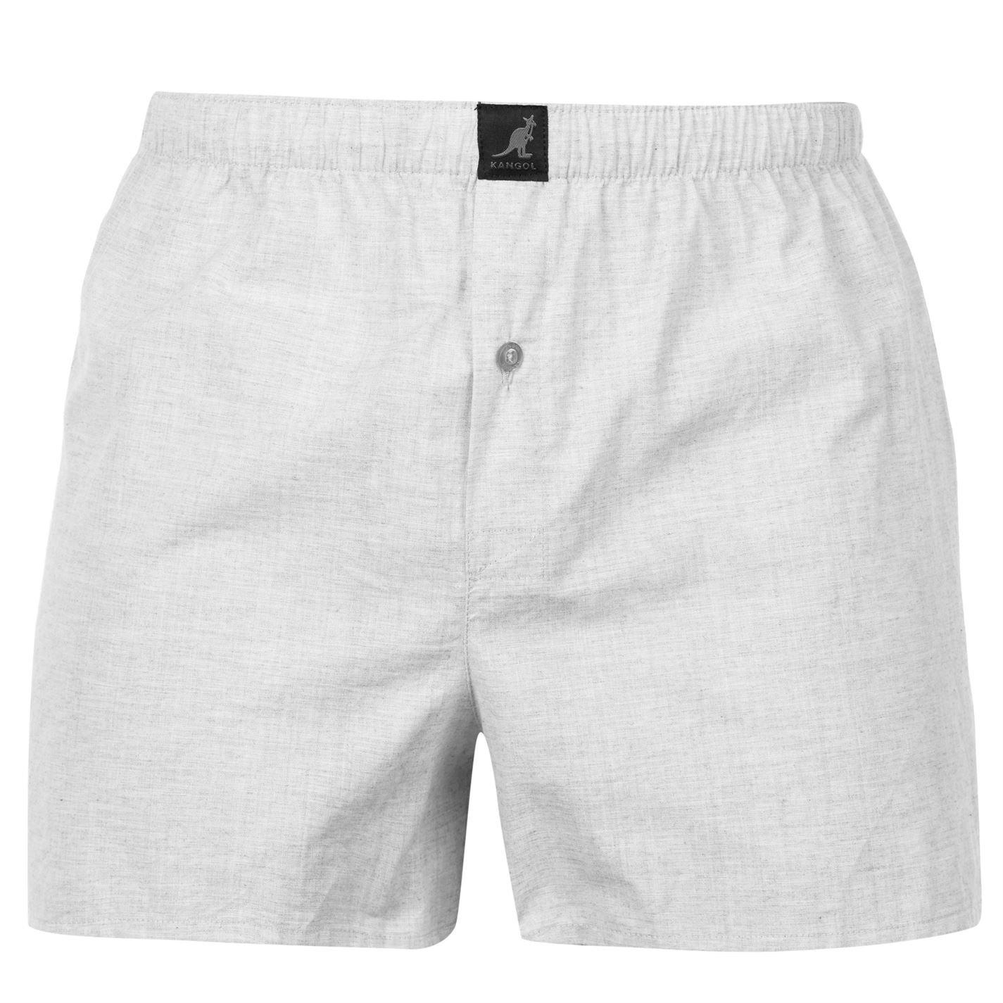 1ec6cb227438e0 Kangol Mens Boxer Shorts 4 Pack: Amazon.co.uk: Clothing