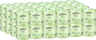 product image for Marcal Pro Toilet Paper 100% Recycled - 2 Ply, White Bath Tissue, 242 Sheets Per Roll - 48 Individually Wrapped Rolls Per Case Green Seal Certified Toilet Paper 03001