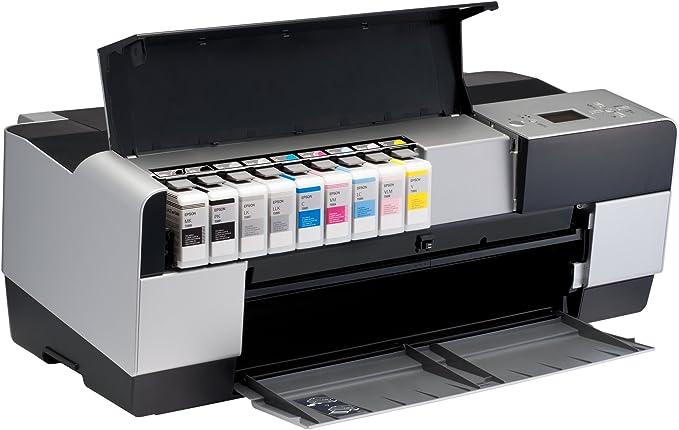 Epson Stylus Pro 3880 - Impresora de Tinta (b/n 1 PPM, Color 1 PPM, 2880 x 1440 dpi): Amazon.es: Electrónica