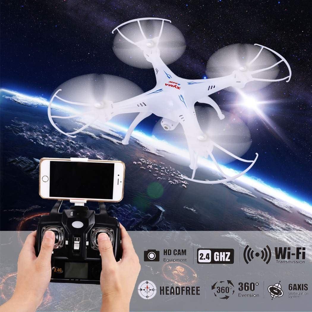 Syma X5SW RC Quadcopter Drone HD C/ámara WiFi FPV 2.4GHz RTF