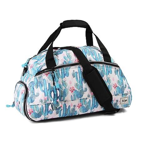 Amazon.com : Oh My Pop Cactus Sport Bag 51cm : Office Products