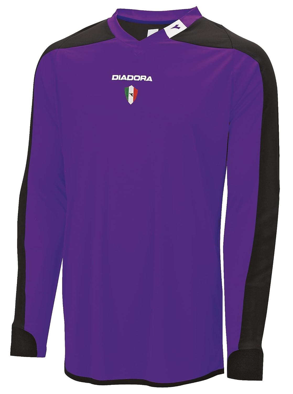Diadora Enzo Goalkeeper Jersey B0745L3S62パープル Youth Small