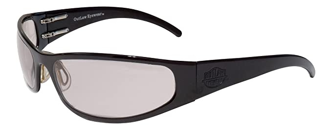 54dde79fc2299 Amazon.com  Cooler Aluminum Sunglass Black Tactical Frame with ...