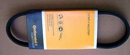 Contitech 4PK1290 Courroie STRIEE