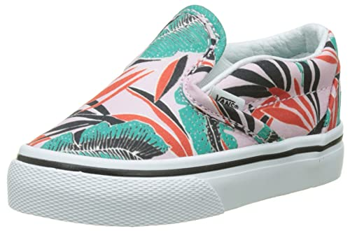 Vans TD Classic Slip-on, Botines de Senderismo para Bebés: Amazon.es: Zapatos y complementos
