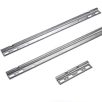 SO-TECH® Schrankaufhänger Aufhängeschiene 250 mm Schrankschiene ...