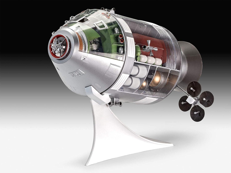 Revell 03703 Apollo 11 Spacecraft mit Inneneinrichtung Level 5 1:32 NEU//OVP