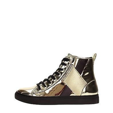 Armani Jeans, Baskets pour Femme Jaune Jaune - Jaune - Jaune, 39 ... 23367817f20