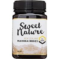 Sweet Nature Monofloral Manuka Honey UMF 5+, 500g